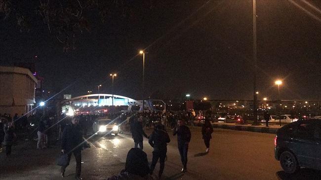 İran'da gösteri dalgası büyüyor!
