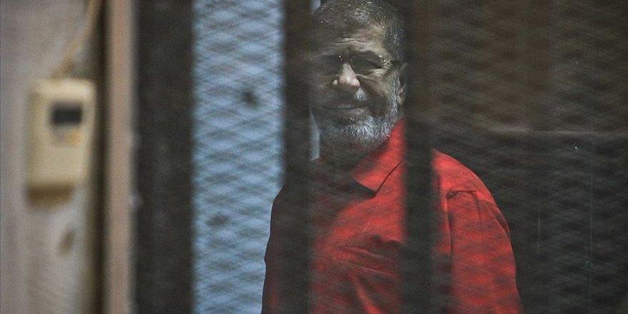 Muhammed Mursi'nin şehadet yıldönümü