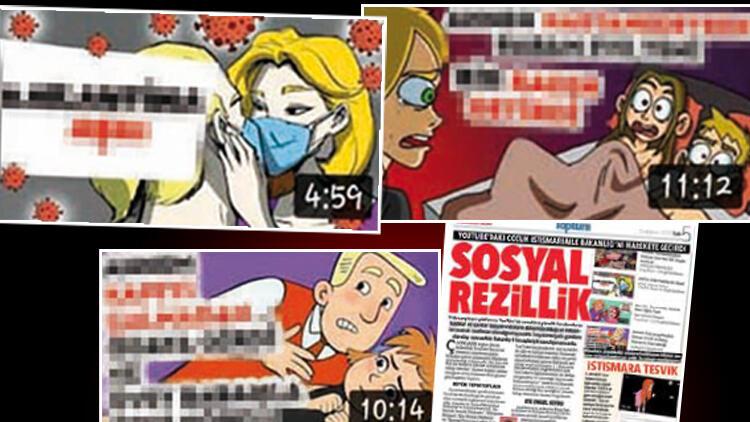 YouTube'da rezillik bitmiyor! Çocuklara yüzlerce tuzak