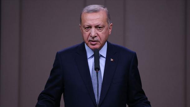 """Erdoğan """"Sabrımızı Sonuna Geldik"""" Dedi"""