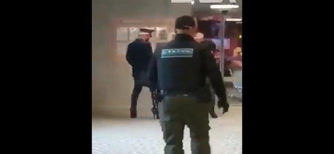 LGBTİ üyesine polis dayağı ( video haber)