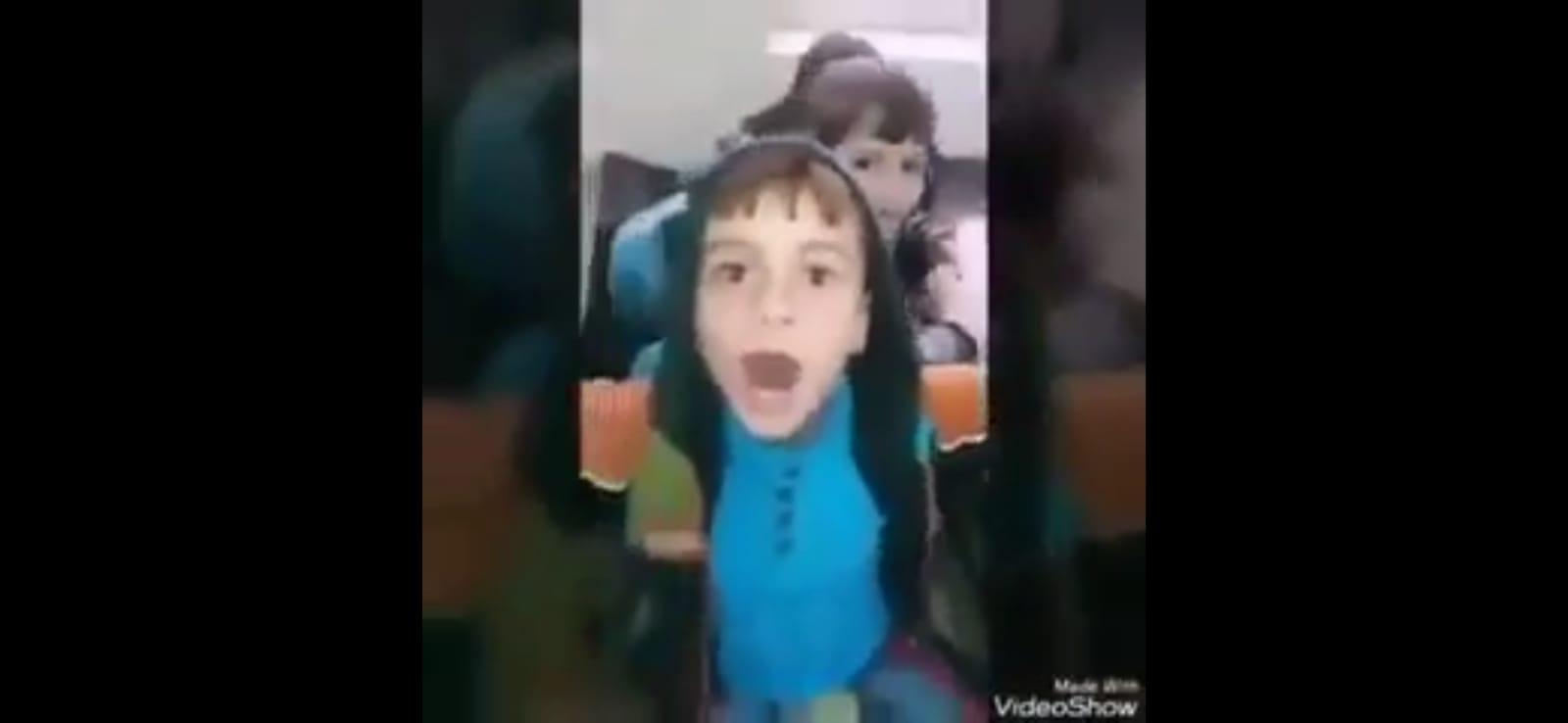 İlkokul çocuklarına Ebu Bekir - Ömer ve Hazreti Ayşe'ye küfrettiriyorlar