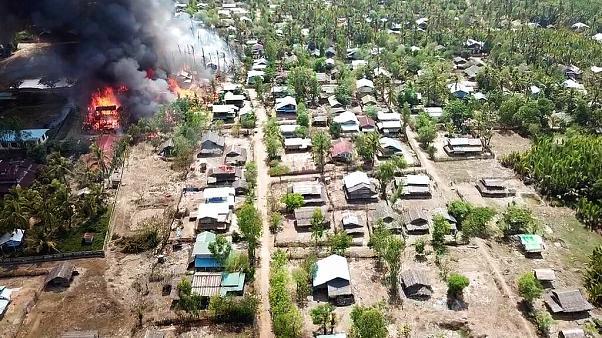 Af Örgütü: Myanmar ordusu suç işledi