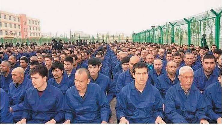 Çin'e 17'si Müslüman 46 ülkeden Doğu Türkistan desteği