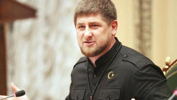 Kadirov ABD'nin kara listesine girdi