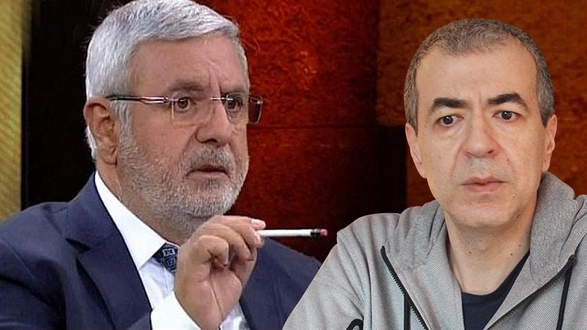 Mehmet Metiner Cemil Barlas'a 'hadsiz - küstah' dedi.