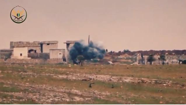 Rejim Tankı Böyle Vuruldu