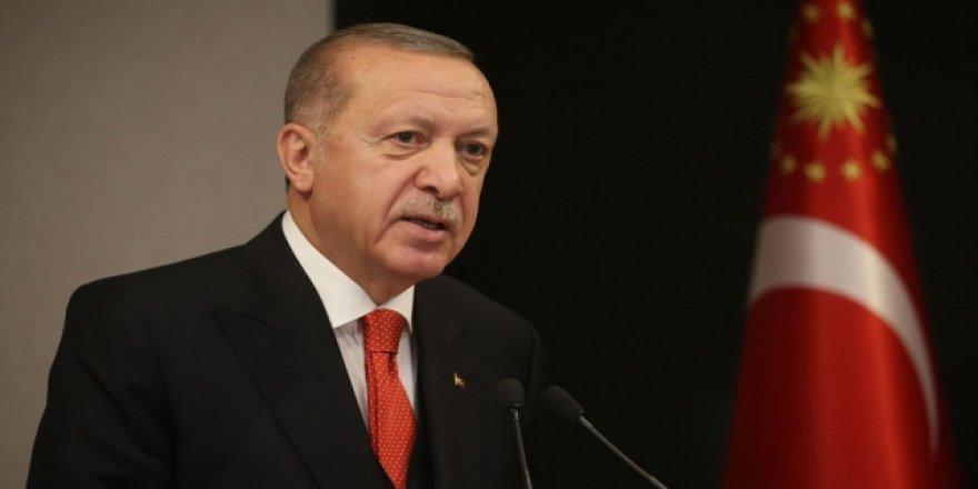 Erdoğan: Ayasofya Camisini açmak egemenlik hakkımızdır