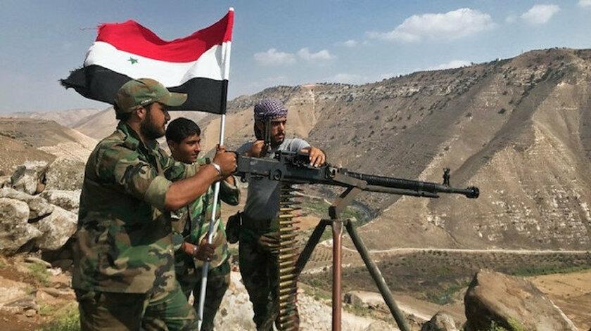 Mısır'dan Esed rejimine 150 asker takviyesi