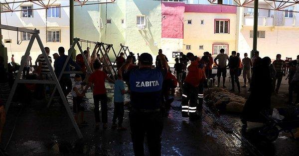 Gaziantep'te kurban derisi kavgası: 5 yaralı