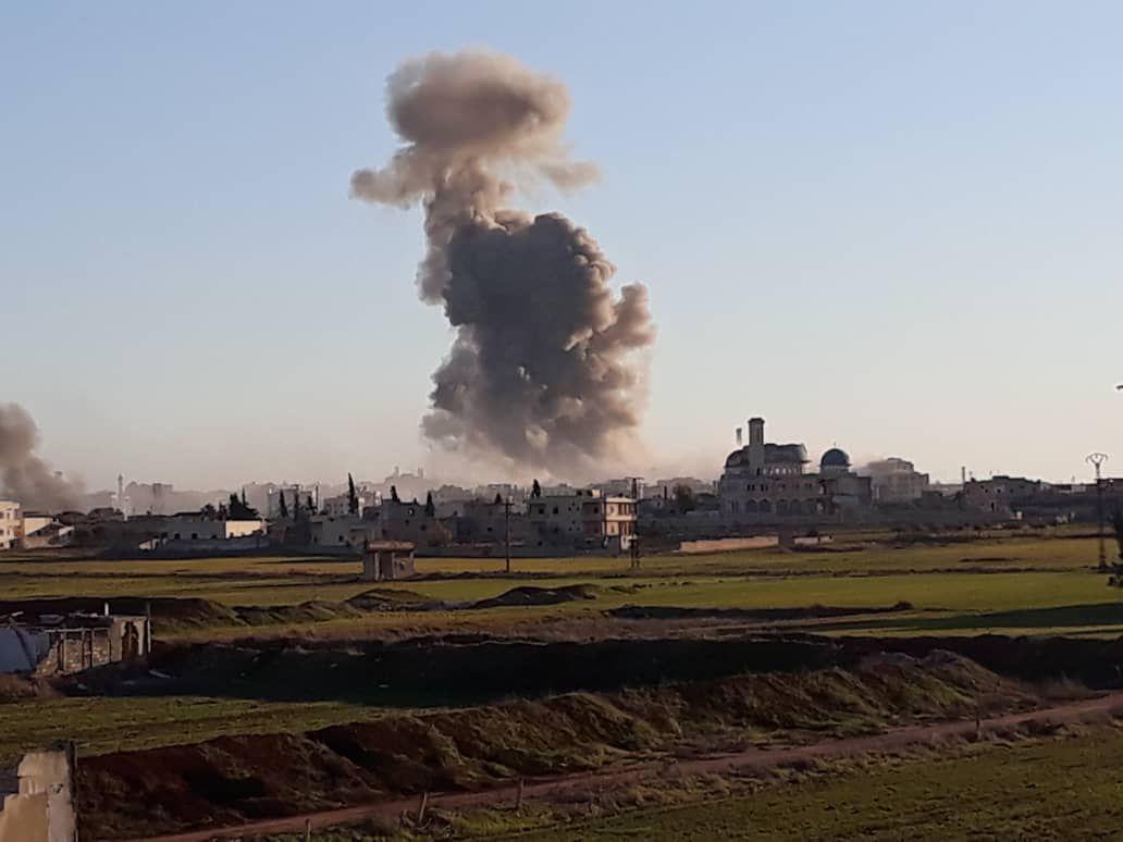 Halep'te Esed'e Ağır Darbe