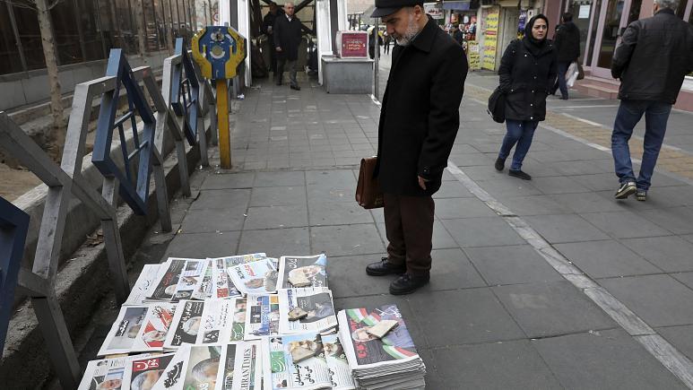 İran 'Covid-19 rakamlarını gizliyor, gerçek rakamı açıklayan gazete kapatıldı