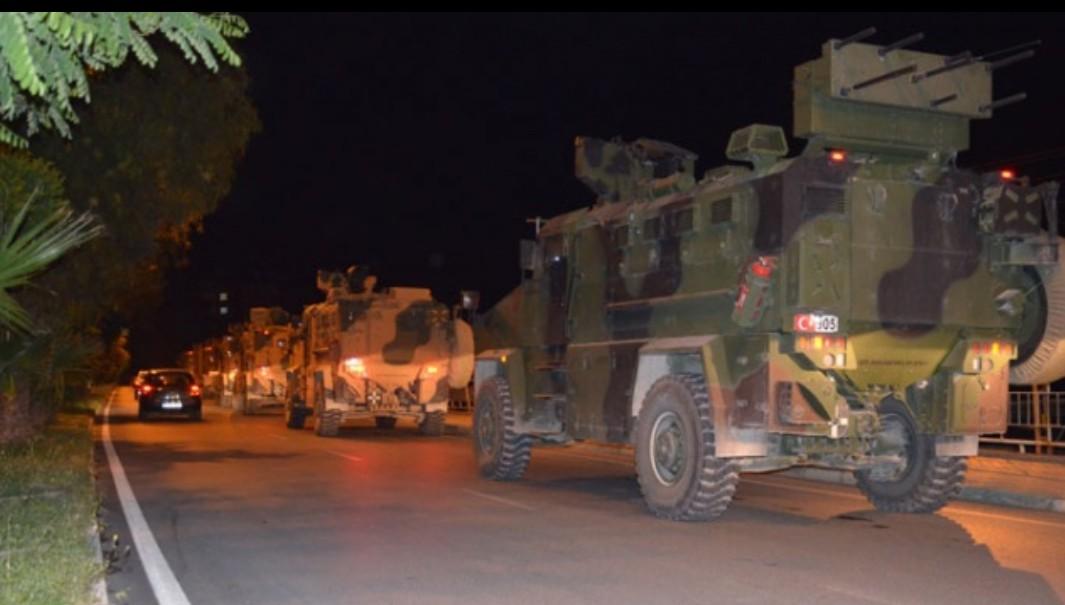 İdlib'e Sevkiyat Sürüyor