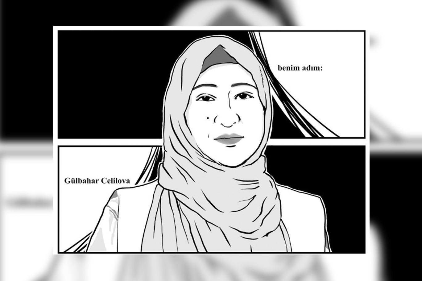 Uygur kadın Çin kampında yaşadığı dehşeti anlattı