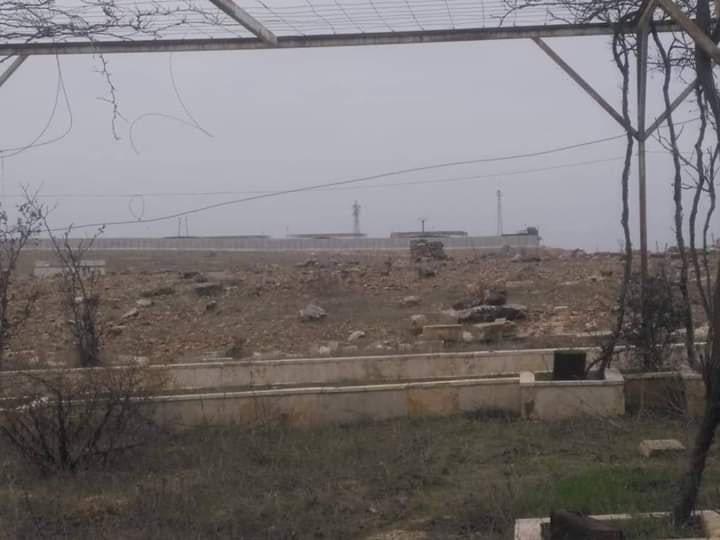 Esed Rejimi TSK'ya Saldırdı