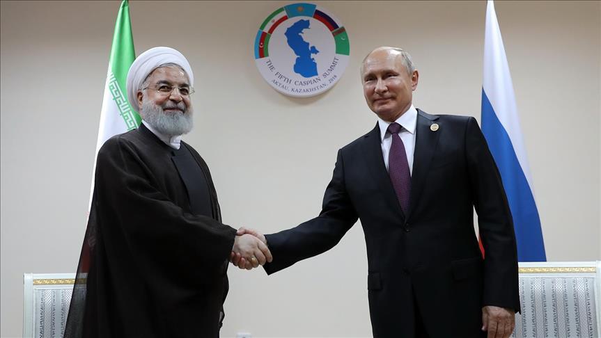 İran ve Rusya'dan Dikkat Çeken Açıklama