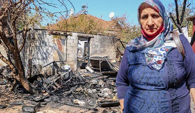 Kızgın kadın komşusunu vurup ev ve aracını yaktı
