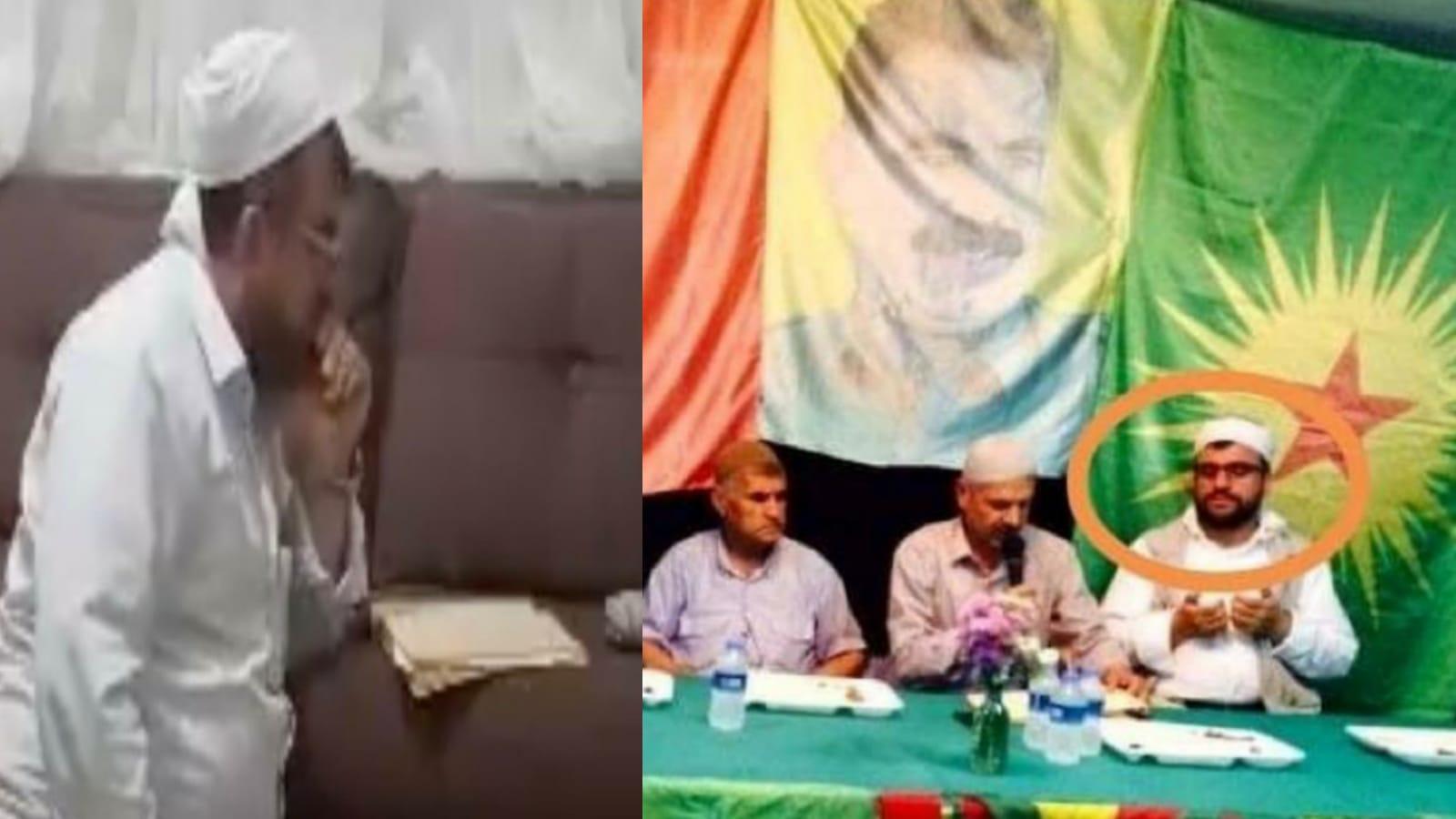 Cinsel tacizci hoca HDP toplantılarına katılıp APO için dua etmiş