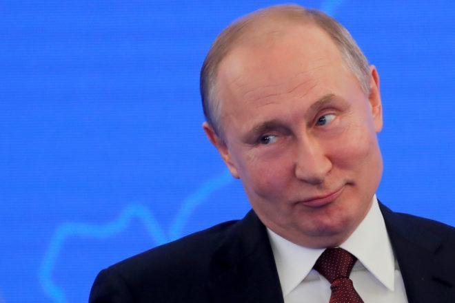 Putin'de virüsü Türklere benzetti