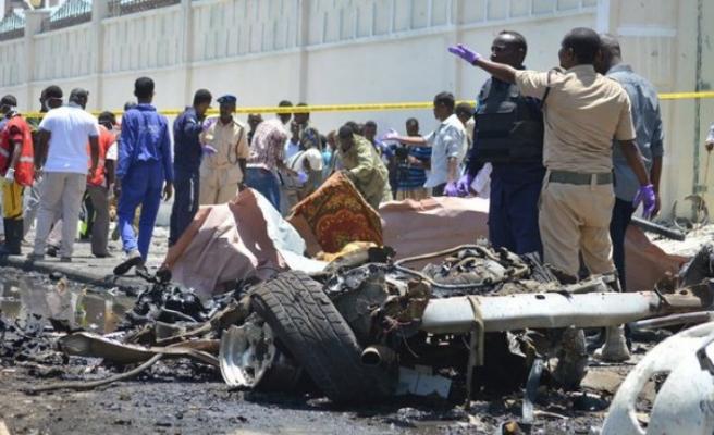 Somali'de medreseye mayınlı saldırı: 6 ölü