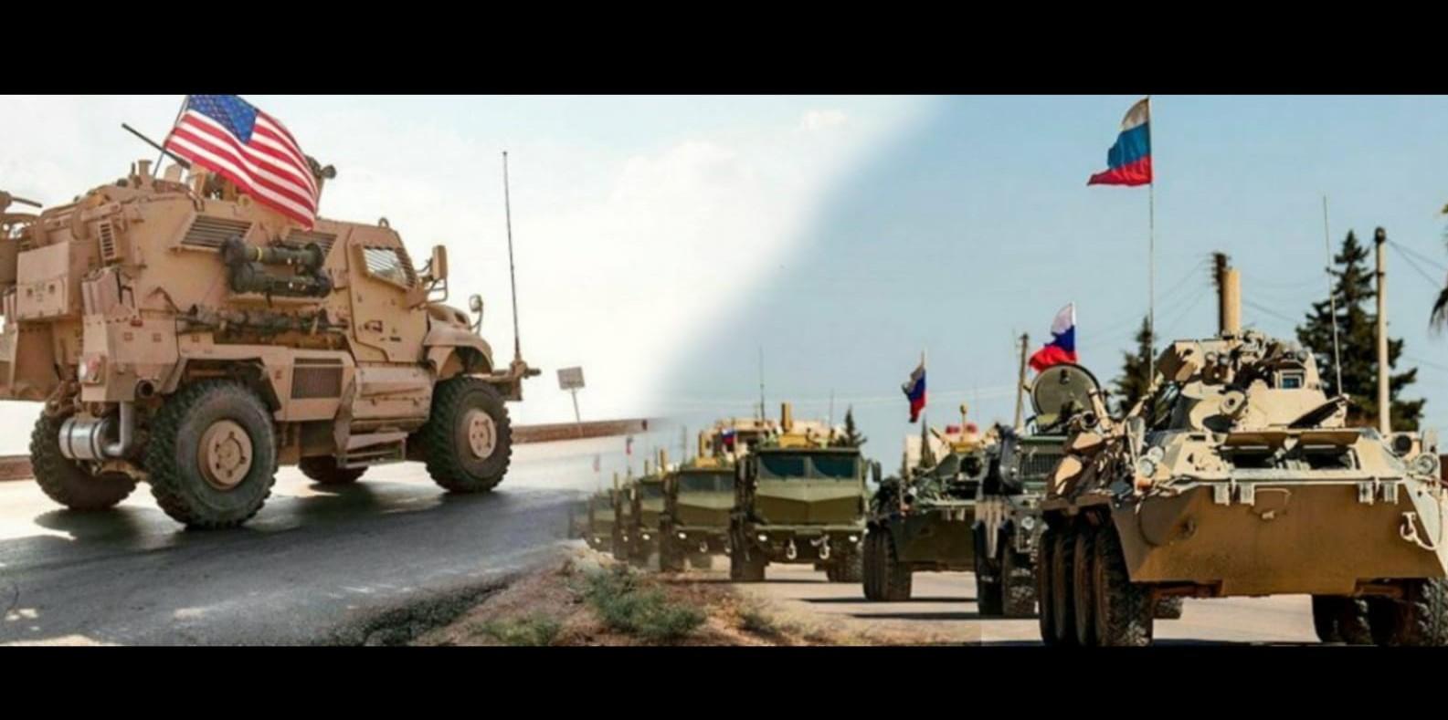 ABD ve Rusya Suriye'nin doğusuna güç yığıyor