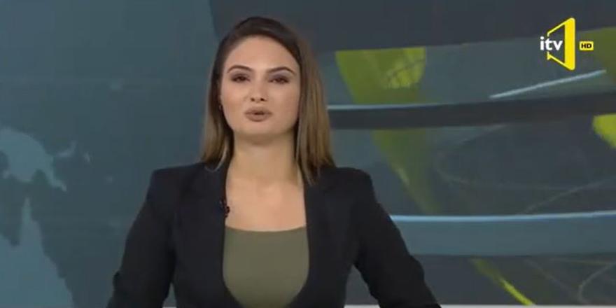 Azeri sunucu gözyaşlarını tutamadı: Topraklarımız işgalden kurtuldu (Video Haber)