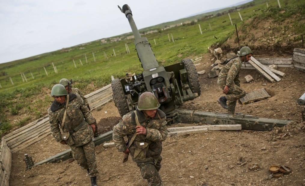 Azerbaycan Savunma Bakanlığı açıkladı: 550 Ermeni asker öldürüldü