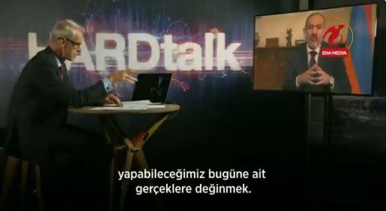 Ermeni Başbakan BBC yayınında rezil oldu (Video Haber)