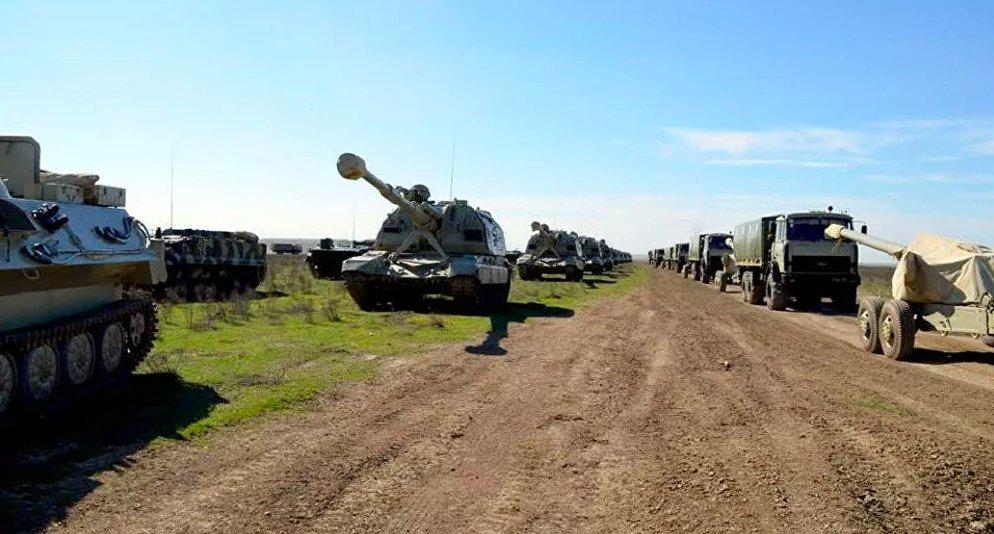 Ermenistan ordusunda büyük bozgun: Konvoyu bırakıp kaçtılar (Video Haber)