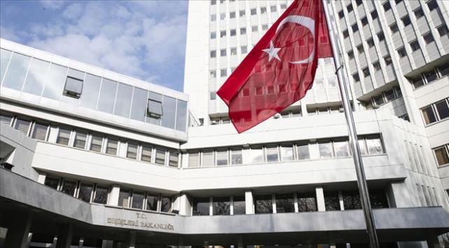 Türkiye'den AP'deki skandal konferansa sert tepki