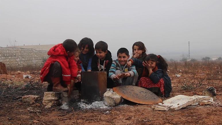 Her gün 6 bin 500 çocuk savaş nedeniyle göç ediyor
