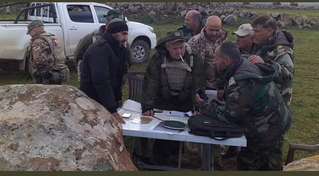Esed Saldırılarını Rus Komutanlar Yönetiyor