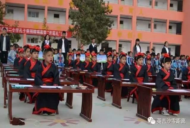 Çin yönetimi ''Doğu Türkistan'da'' 500 bin çocuğu asimilasyon merkezlerine kapattı