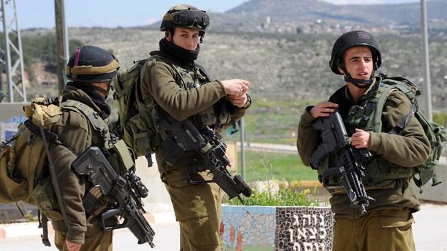 Kudüs'te İsrail Askerlerine Saldırı