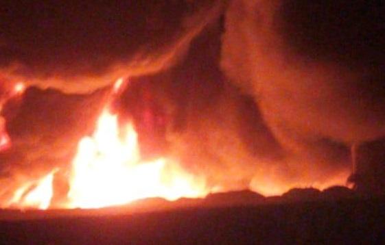 Cerablus şiddetli patlamalarla sarsıldı: 5 ölü 15 yaralı
