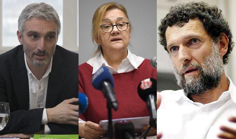 Gezi davasında Osman Kavala İçin Müebbet hapis talebi