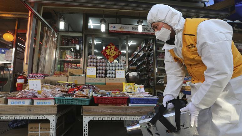 Çin'de Koronavirüsten ölenlerin sayısını 24 bin