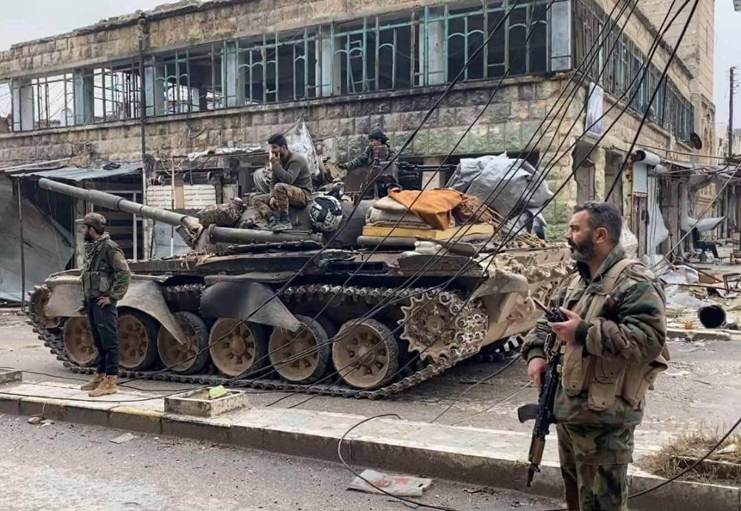 İdlib'e Son 7 Kilometre
