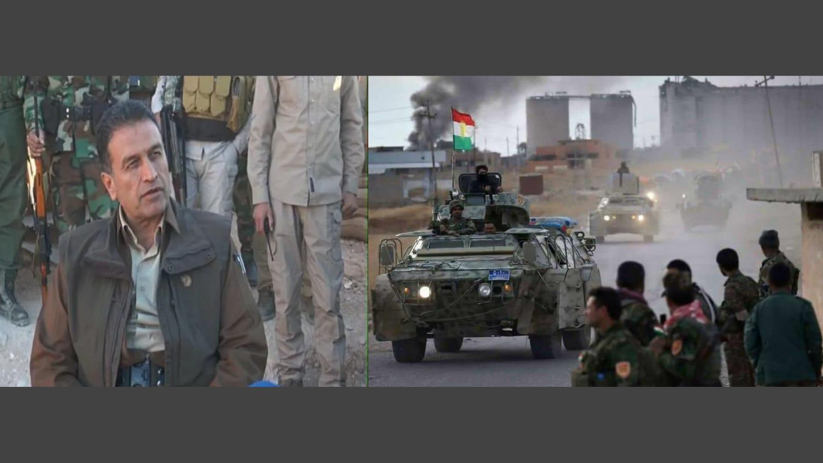 Peşmerge Bakanı Yadımcısı: PKK ile savaşırız