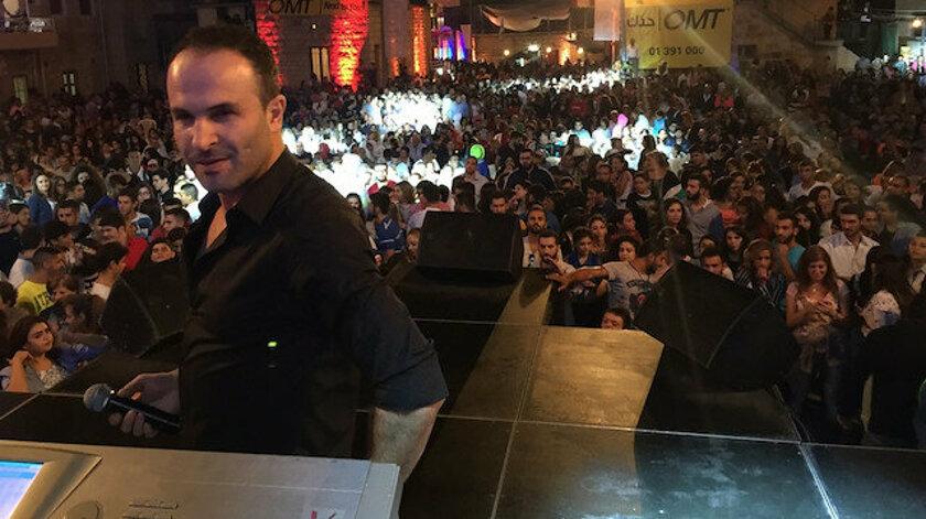 Katil Esed'in şarkıcısı Ayman Zbib İstanbul'da konser verecek