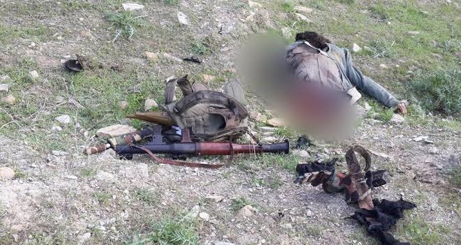 Karabağ'da 12 PKK'lı öldürüldü: Örgüt Sincar'dan Karabağ'a militan taşıyor