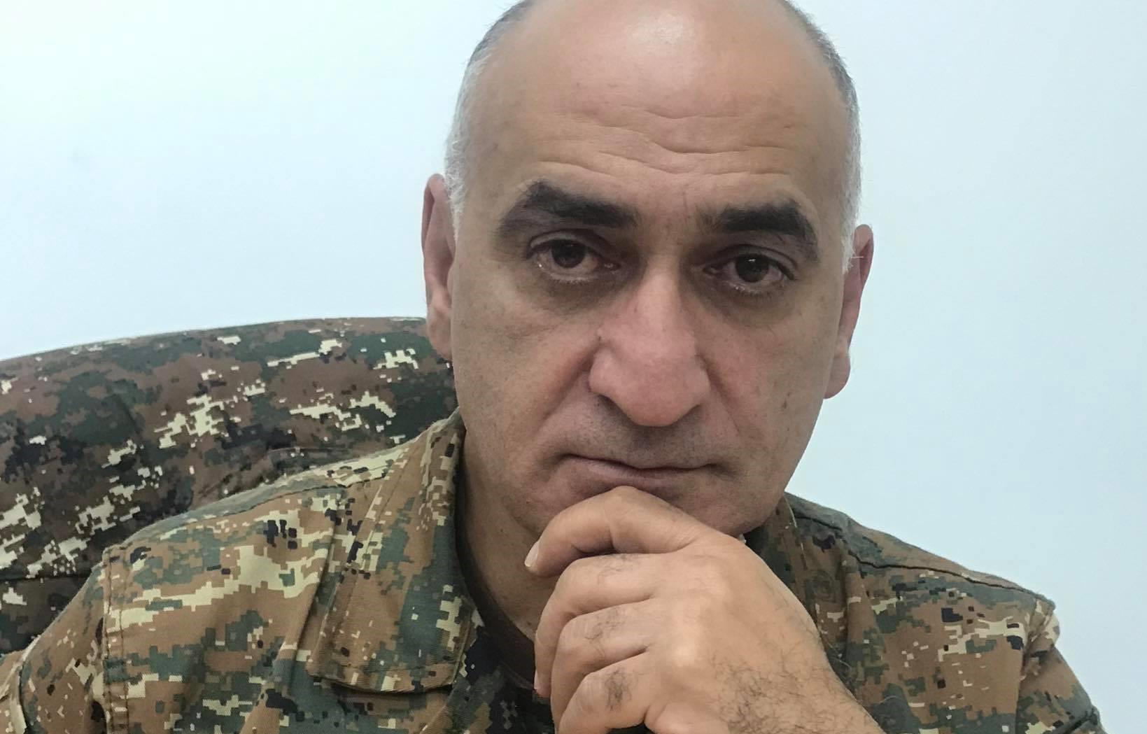 Ermenistan Genelkurmay Başkanı: İsrail'den intikam alacağız