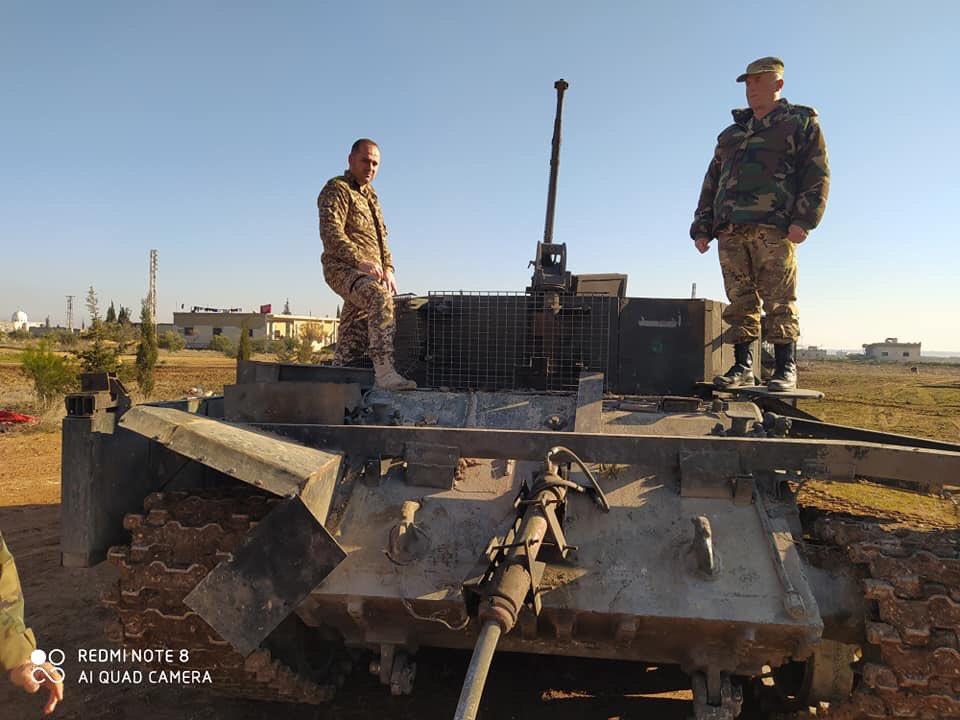 Esed 5 Haftada 50 Tank Kaybetti