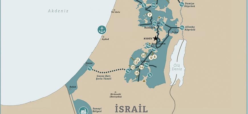 Netanyahu: İsrail'e katacağımız bölgeleri haritalamaya başladık