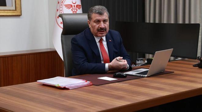 Bilim Kurulu sonrası Sağlık Bakanı Fahrettin Koca'nın açıklaması