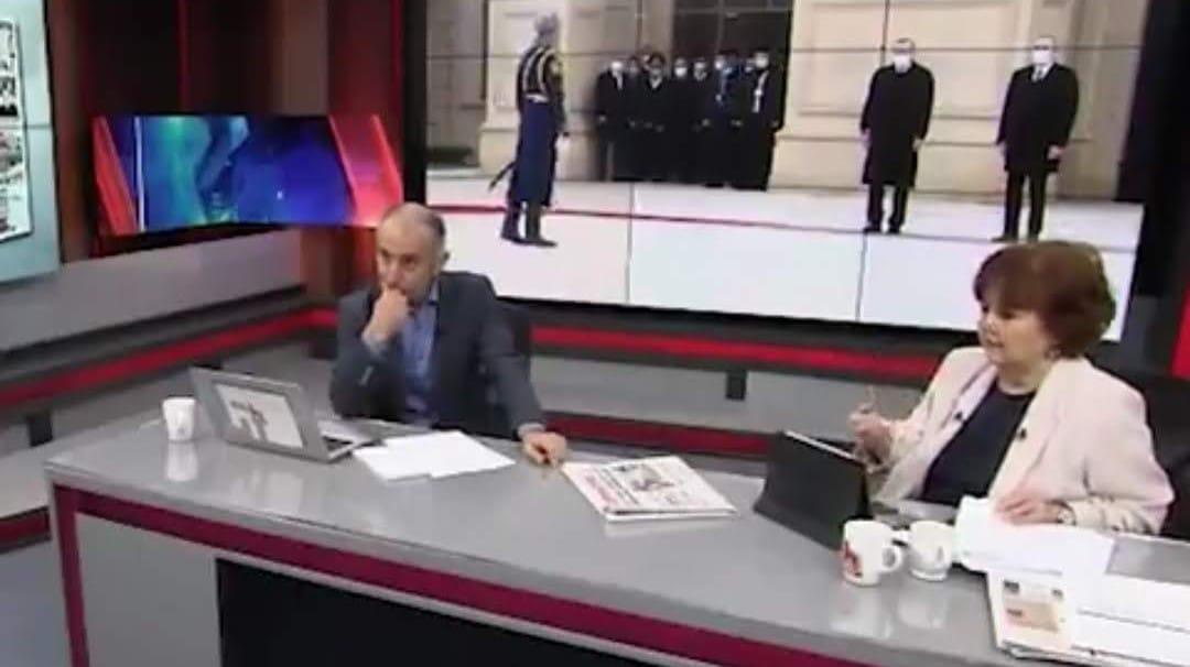 Ayşenur Arslan'dan Karabağ yorumu: Türkiye savaş kazandı da bizim mi haberimiz yok!