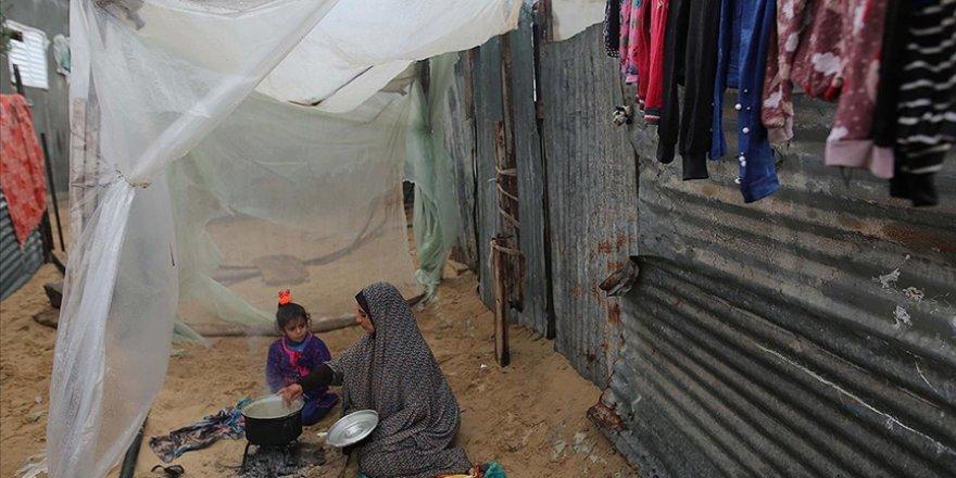 Filistin'de yoksulluk had safhada: 2.4 milyon kişi yardıma muhtaç