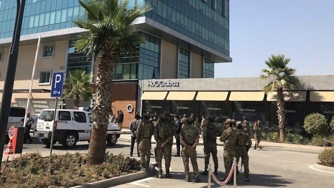 Erbil Saldırısına İdam