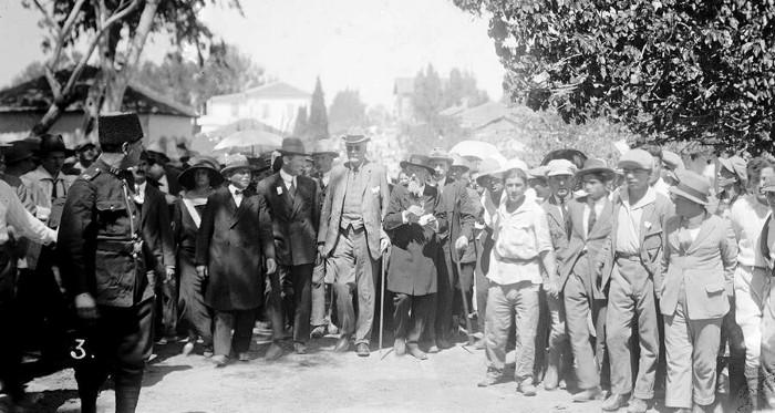 """Yahudilere verilen Filistin'de """"vatan"""" sözü: Balfour Deklarasyonu"""