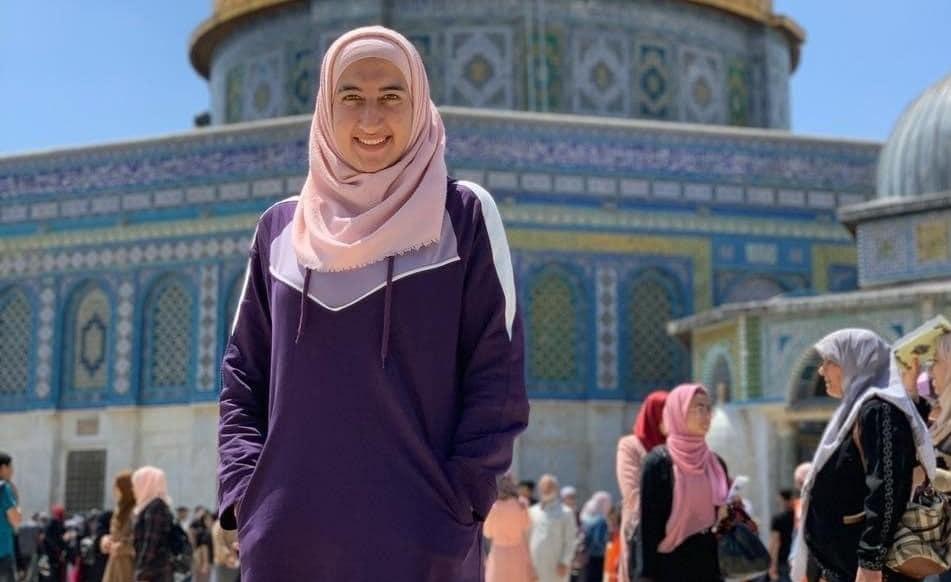 Mescidi Aksa'da nöbet tutan Filistinli kadına İsrail'den 6 ay uzaklaştırma cezası